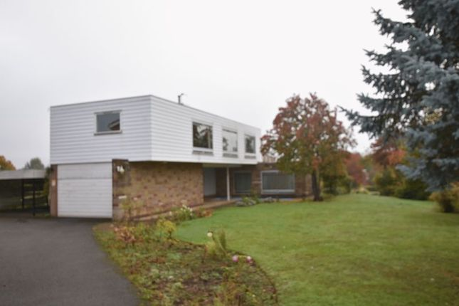 Thumbnail Detached house to rent in Claremont Avenue, Bramcote, Nottingham