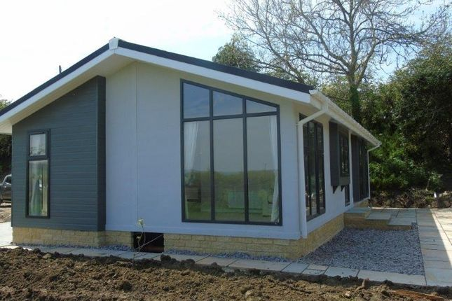 Thumbnail Mobile/park home for sale in Aston Court Park, Aston-On-Carrant, Tewkesbury, Gloucestershire