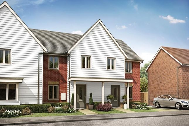 """Thumbnail End terrace house for sale in """"Palmerston"""" at London Road, Hassocks"""