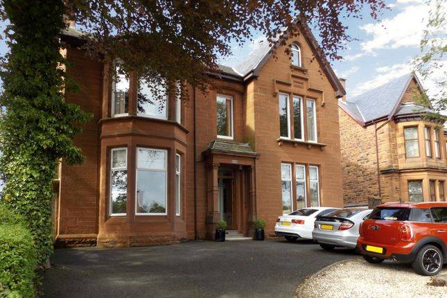 Thumbnail Flat for sale in London Road, Kilmarnock
