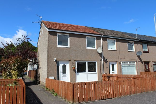 Thumbnail Terraced house to rent in Almond Court, Braehead, Stirling