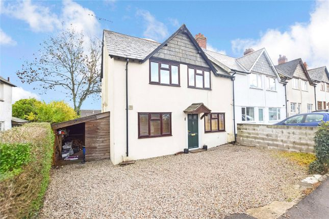 Thumbnail End terrace house for sale in New Road, Stratton, Bude
