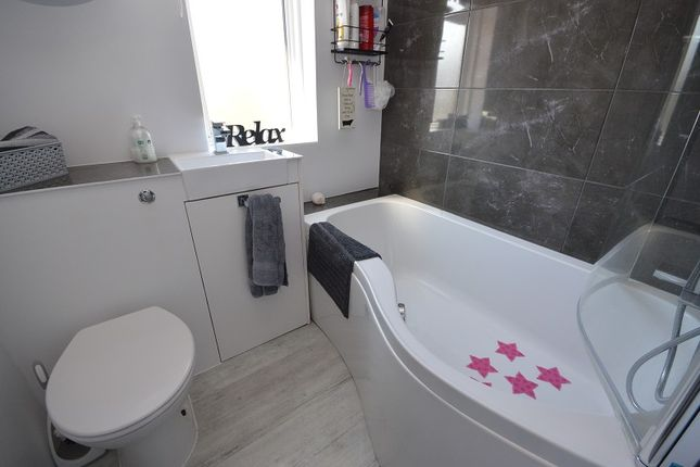 Bathroom of Mansfield Road, Chessington, Surrey KT9