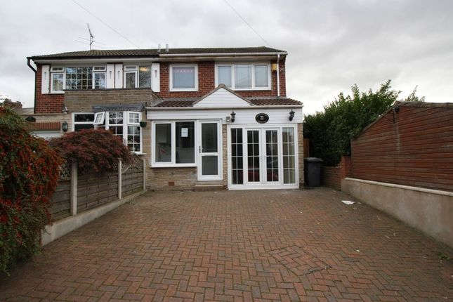 Thumbnail Semi-detached house to rent in Wellgate Mount, Rotherham