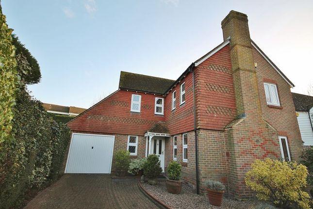 Thumbnail Detached house for sale in Riverside, Storrington, Pulborough