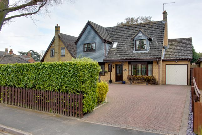 Thumbnail Detached house for sale in Trafford Road, Wisbech