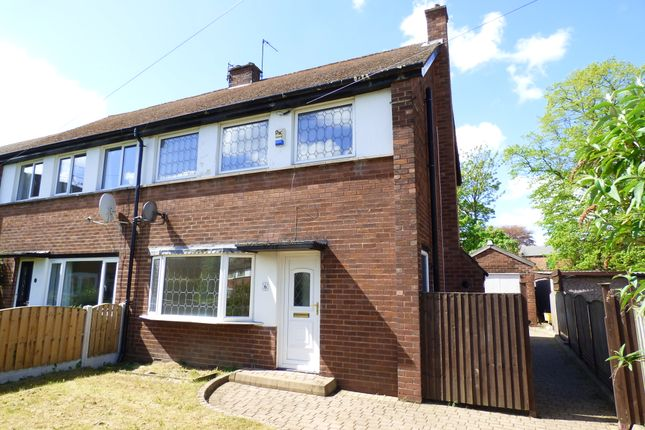 Thumbnail Semi-detached house to rent in Carleton Park Road, Pontefract
