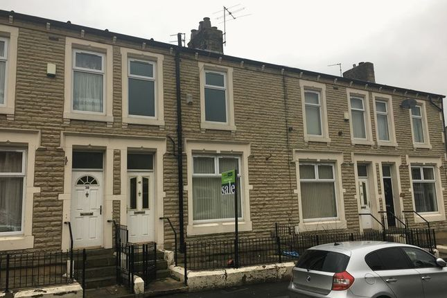 Thumbnail Terraced house for sale in Park Road, Oswaldtwistle, Accrington