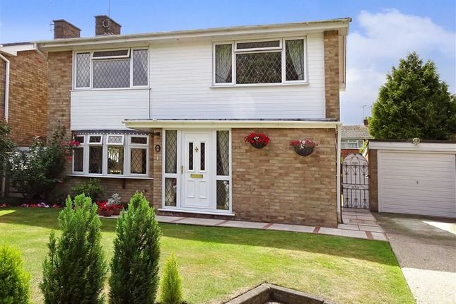 Thumbnail Detached house for sale in Lawn Lane, Chelmsford, Essex