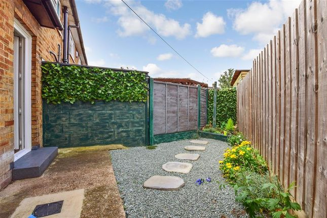 Thumbnail Terraced bungalow for sale in Willingale Road, Loughton, Essex