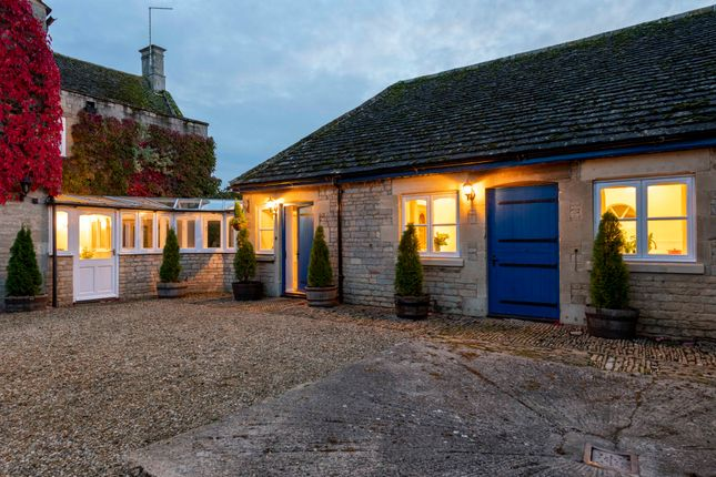 The Old Stables By Twilight