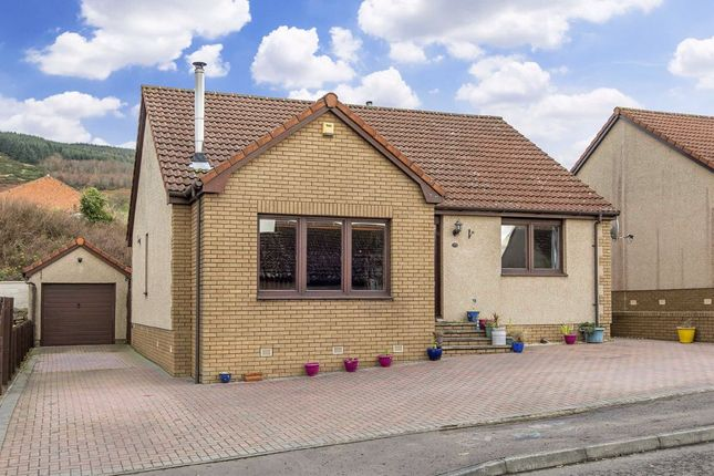 Thumbnail Detached bungalow for sale in Friar Place, Scotlandwell, Perth & Kinross