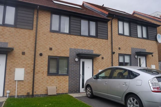 Thumbnail Terraced house to rent in Moulton Place, Blakelaw, Newcastle Upon Tyne