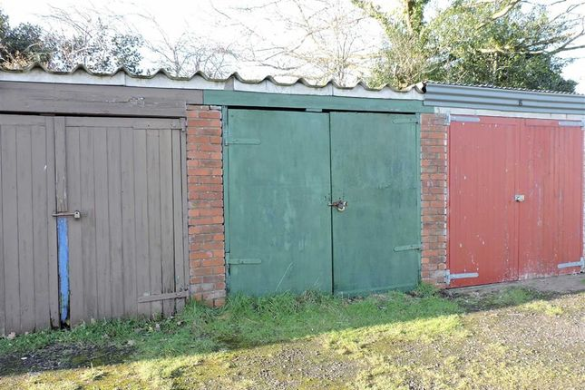 Parking/garage for sale in March Hywel, Rhos, Pontardawe, Swansea