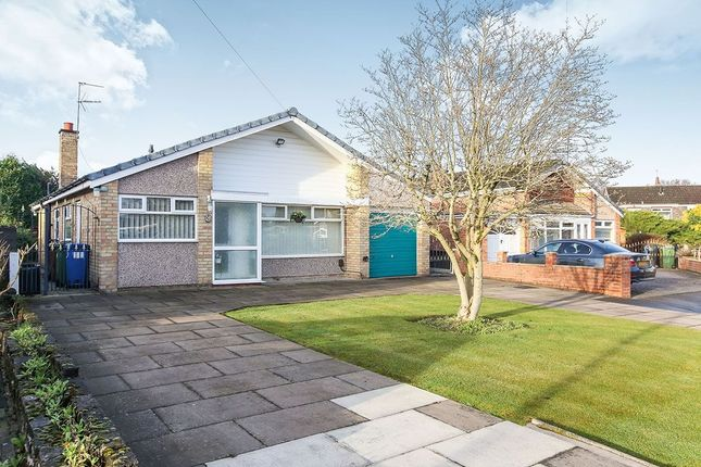 Thumbnail Bungalow for sale in Flint Close, Hazel Grove, Stockport