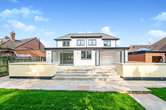Thumbnail Detached house for sale in Cheviot Close, Sutton