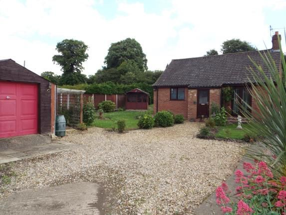 Thumbnail Bungalow for sale in Fakenham, Norfolk
