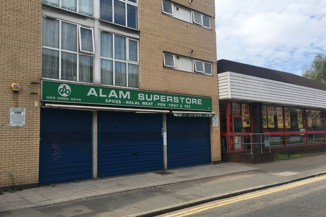 Thumbnail Retail premises to let in Mayes Road, Wood Green