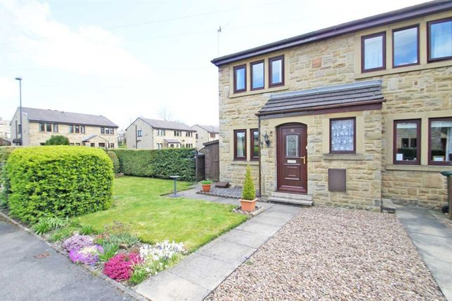 2 bed semi-detached house to rent in The Close, Skipton