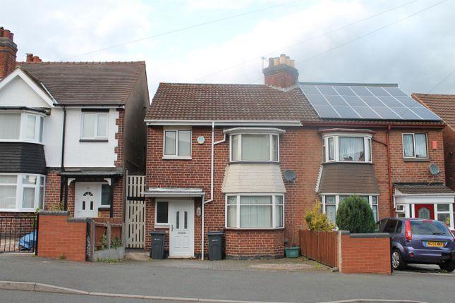 Thumbnail Semi-detached house to rent in Onibury Road, Handsworth, Birmingham