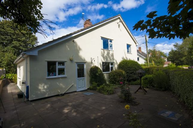 Thumbnail Detached house for sale in Corner Cottage Newtown, Sound, Nantwich