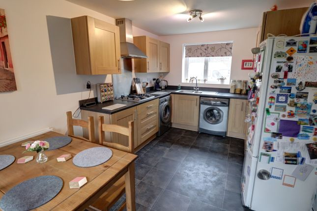Kitchen of Flint Street, Weston Coyney, Stoke-On-Trent ST3