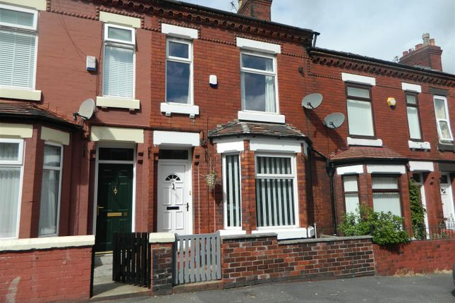 Thumbnail Terraced house to rent in Laburnum Road, Gorton, Manchester