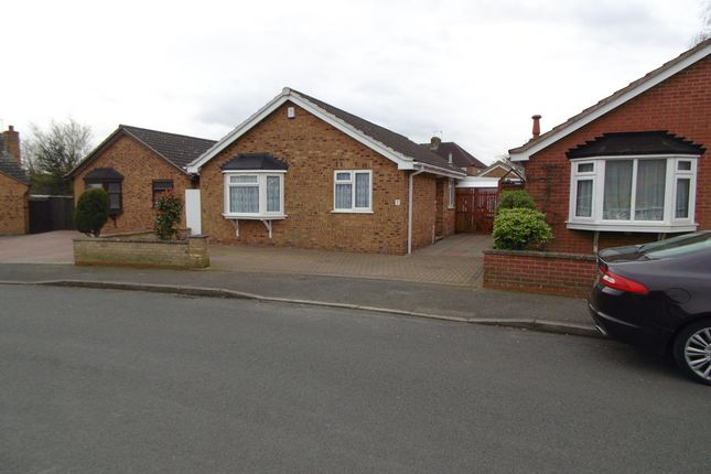Thumbnail Bungalow for sale in Price Way, Thurmaston, Leicester