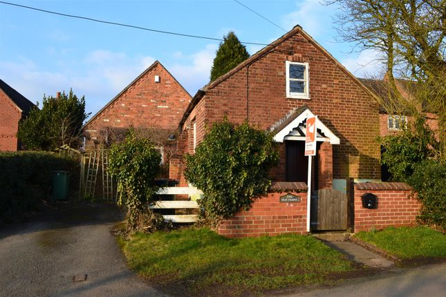 Thumbnail Detached house for sale in School Lane, Normanton Le Heath, Leicestershire