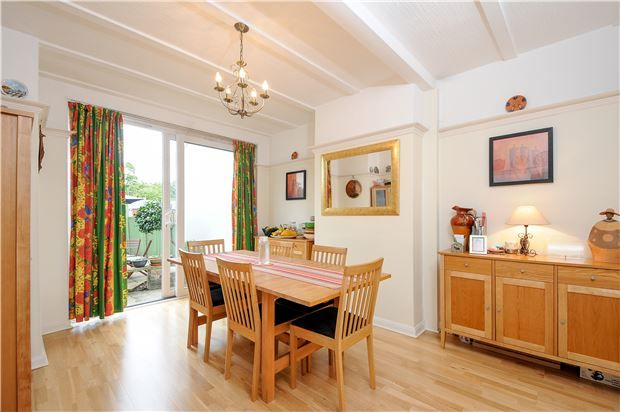 Thumbnail Terraced house for sale in Byrne Road, London