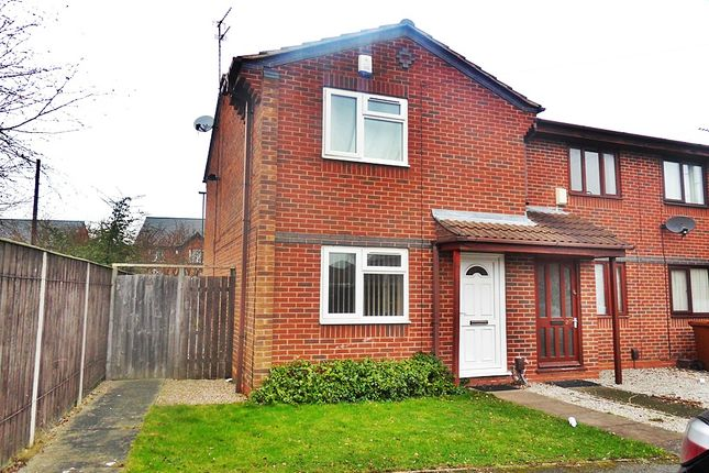 Thumbnail Semi-detached house to rent in Michelle Close, Derby