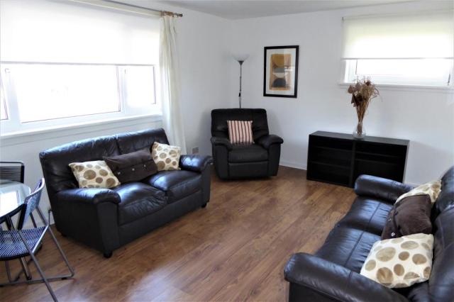 Thumbnail Flat to rent in 229 Glen More, St Leonards, East Kilbride, 2Ar