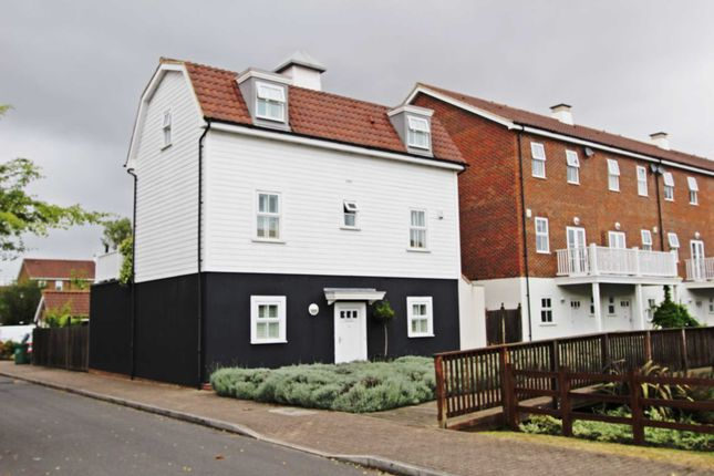 Thumbnail Detached house for sale in Beaumont Drive, Worcester Park