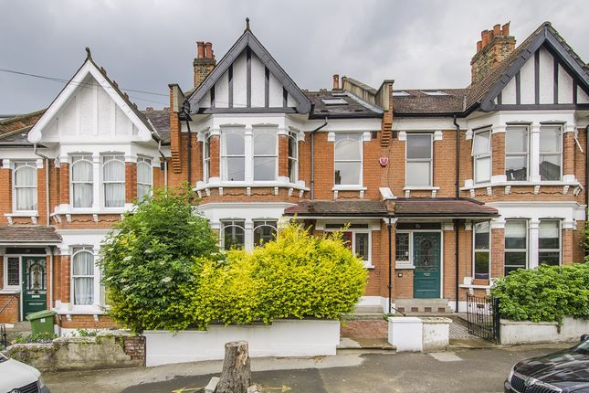 Thumbnail Terraced house to rent in Danecroft Road, London