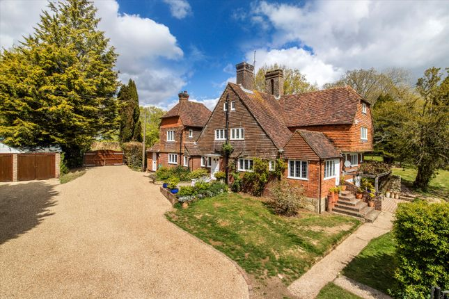 Thumbnail Detached house for sale in Cowbeech Road, Rushlake Green, Heathfield, East Sussex