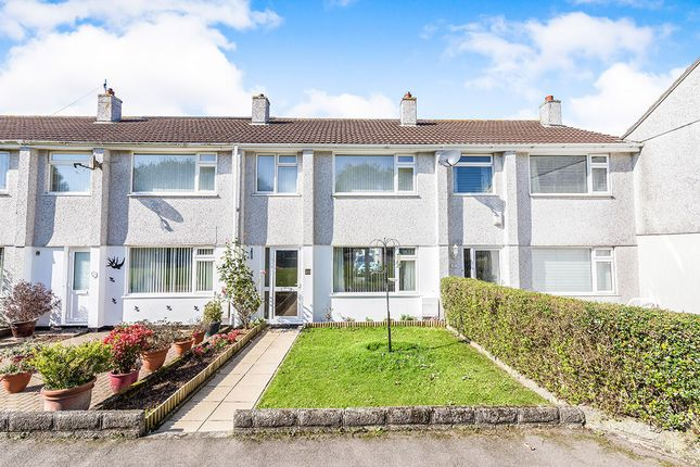 Thumbnail Terraced house for sale in Rosemellin, Camborne