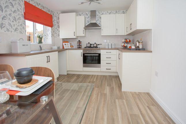 Kitchen/Dining of Plot 98, Kilkenny, Briar Lea Park, Longtown, Carlisle CA6