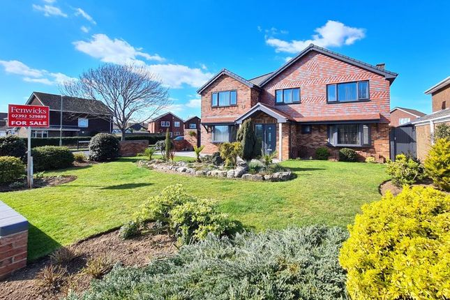 Thumbnail Detached house for sale in Alverstoke, Gosport