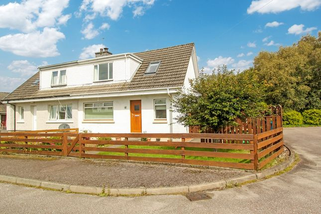 Thumbnail Semi-detached house for sale in Benmore View, North Connel