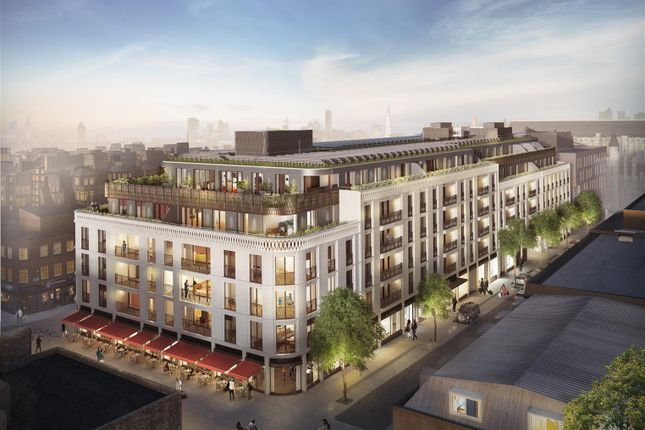 Thumbnail Property for sale in Marylebone Square, London