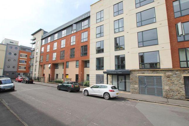 Thumbnail Flat to rent in Bishop Street, Bristol