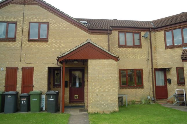 Thumbnail Flat to rent in Danish Court, Werrington, Peterborough
