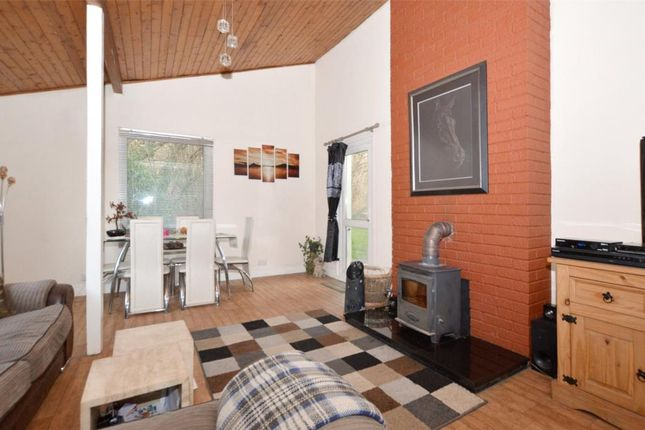 Thumbnail Detached bungalow for sale in Notter Mill Country Park, Cornwall