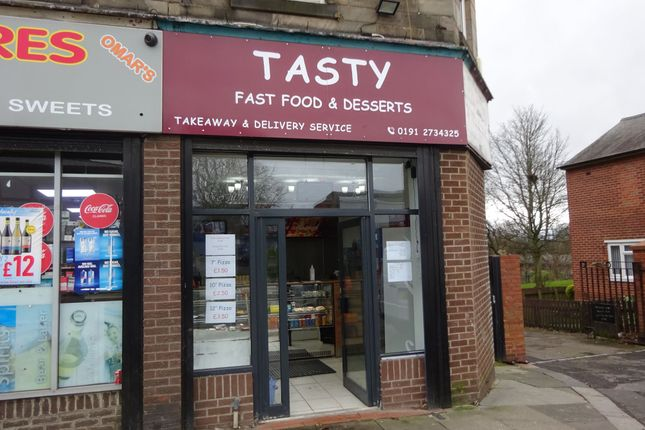 Thumbnail Restaurant/cafe for sale in Elswick Road, Newcastle Upon Tyne