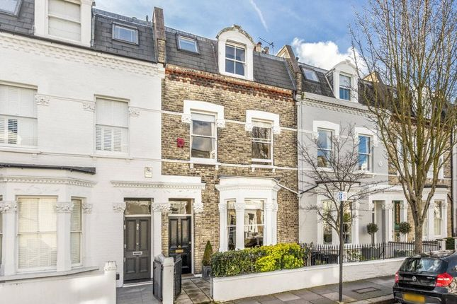 Thumbnail Terraced house for sale in St. Maur Road, Parsons Green, Fulham, London