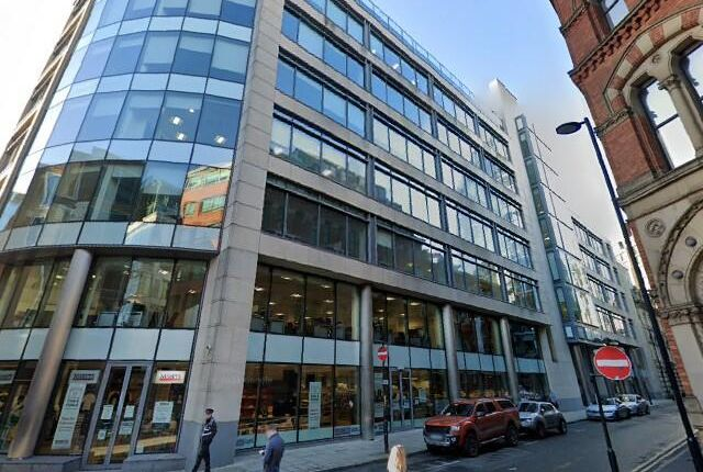 Thumbnail Office to let in Belvedere, 12 Booth Street, Manchester