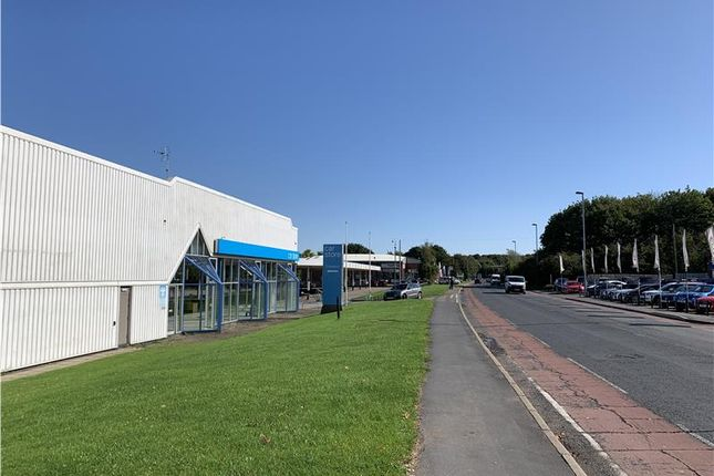 Thumbnail Commercial property for sale in Former Car Store, Retford Road, Worksop, Nottinghamshire