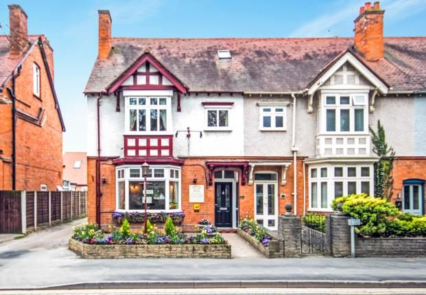 Thumbnail End terrace house for sale in Grove Road, Stratford-Upon-Avon, Warwickshire
