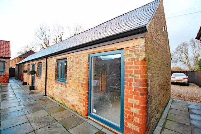 2 bed detached bungalow for sale in Manor Farm Barns, Wells Road, Healing DN41
