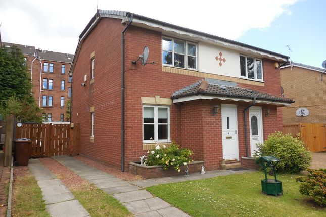 Thumbnail Semi-detached bungalow for sale in Gladstone Street, Dalmuir, Clydebank